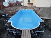 Строительные бассейнов Алматы